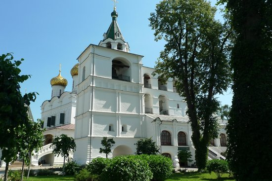 Monastery of st Ipaty: Колокольня