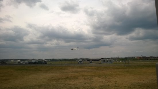 Aviator Brasserie : aviation on view