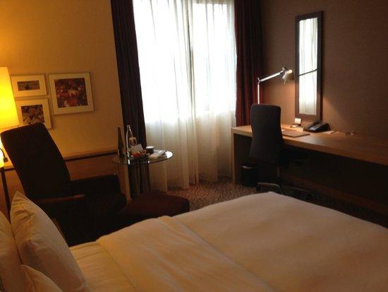 Hilton Mainz: Deluxeroom