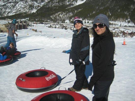 Copper Mountain Ski Area: Kids Snow Tubing