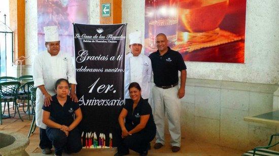 La Casa de Las Tlayudas: La foto oficial!!