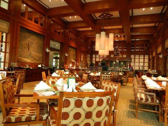 Sofitel Singapore Sentosa Resort & Spa: diner