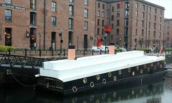 Hollywood Apartments & Barges - Titanic Hotel, Hotels in Liverpool