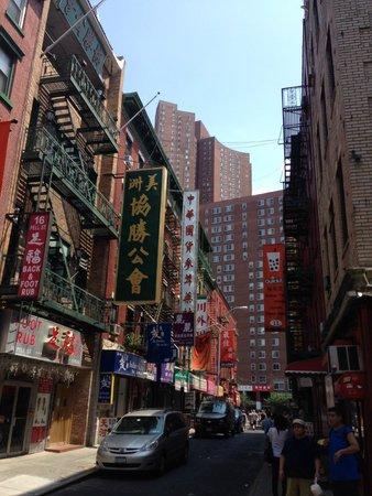 New York Tour1: Chinatown