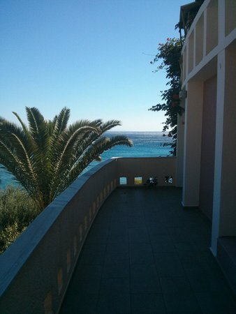 Horizon Beach Hotel: View