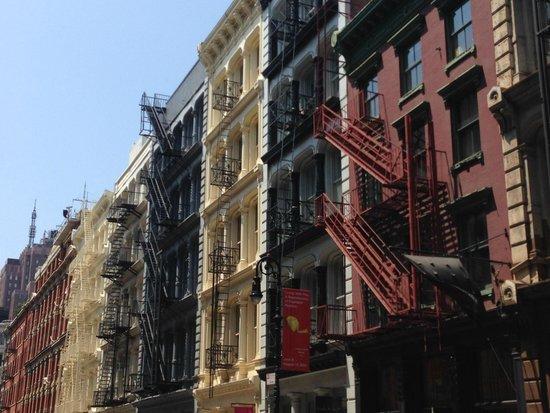 New York Tour1: Soho
