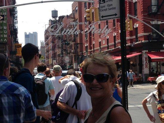 New York Tour1: Little Italy