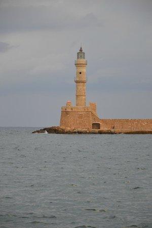 Old Venetian Harbor : Маяк