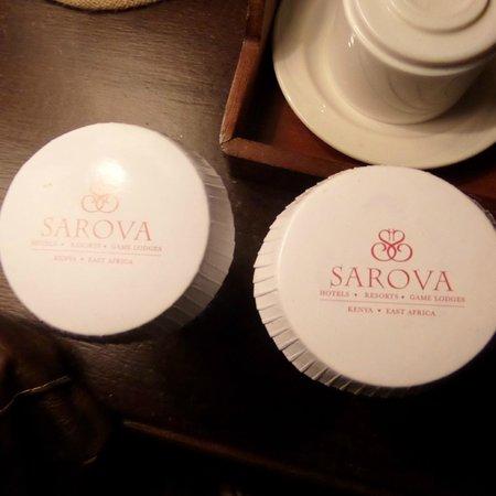 Sarova Salt Lick Game Lodge: Sarova