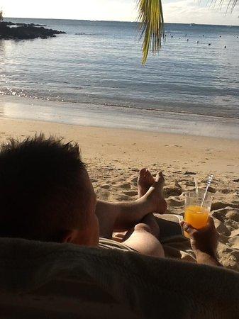 Merville Beach Hotel : détente