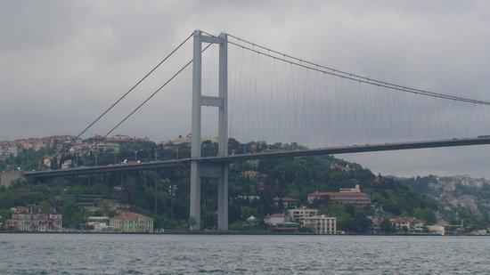 The Bosphorus Bridge: Босфорский мост