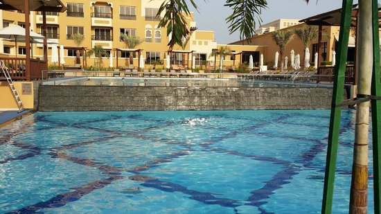 Rixos Bab Al Bahr : Swimming pool