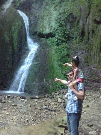 Aktas Waterfall