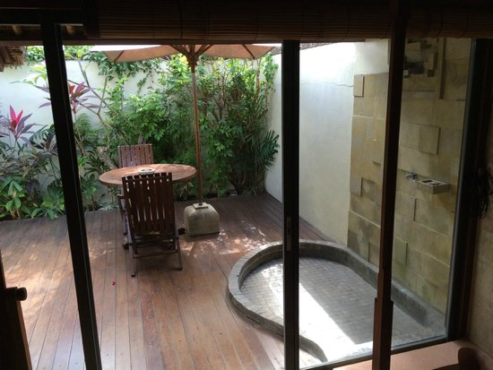 Belmond Jimbaran Puri : Zimmer Gardenbungalow