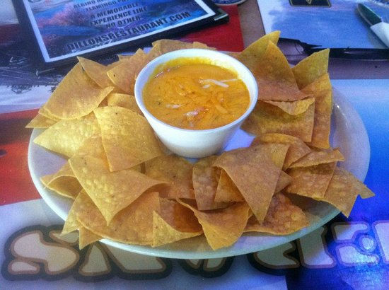 Dillon's KC BBQ : Chips and Dip