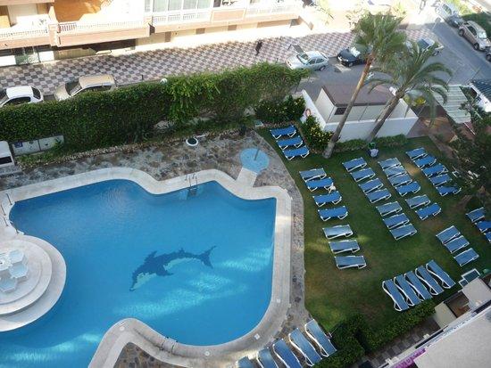 Ronda 4: piscina