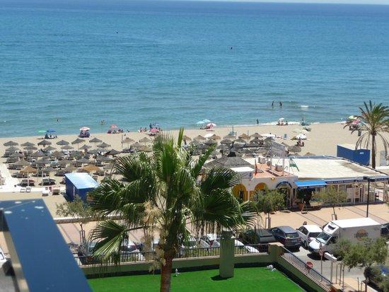 Ronda 4: vista playa