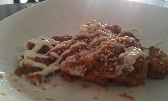 Nem Sitges : Steak tartar oriental