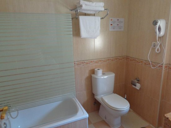 Albero: Baño