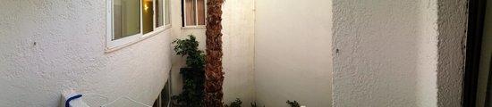 Akti Olous Hotel : 427 вид из номера(((