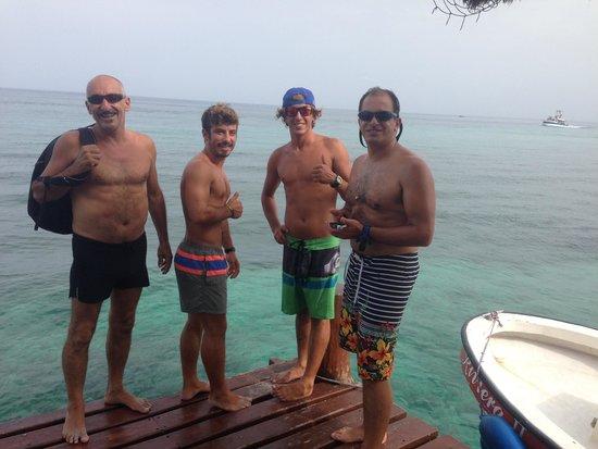 Residencias Reef Condos: Amigos