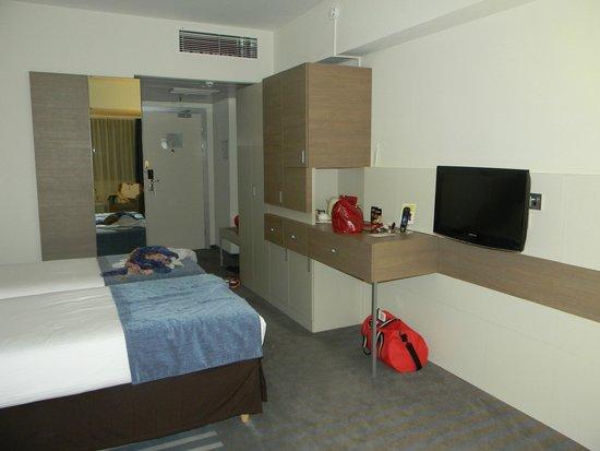 Holiday Inn St. Petersburg Moskovskiye Vorota: номер