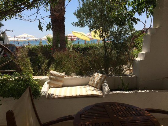 Kalergis Studios : Our patio