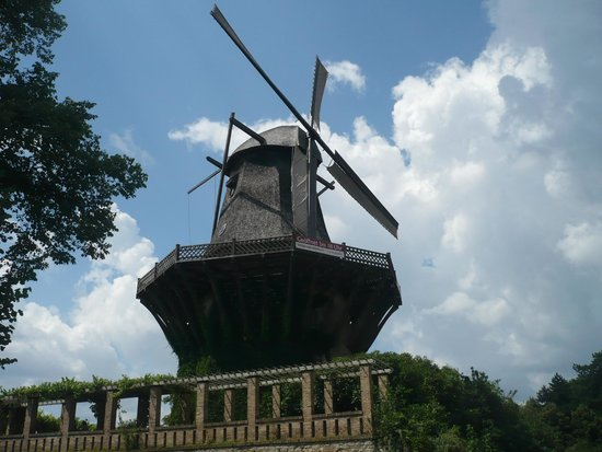 ‪The Historic Windmill‬