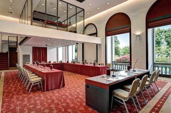 Palace Hotel: Meeting room Verdi