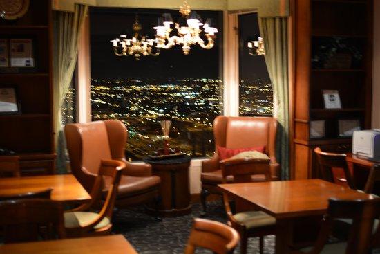 The Buckingham Club: Lounge