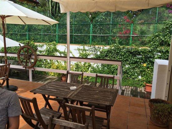 Antonio's House: Deck