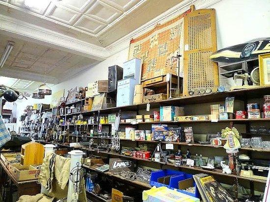 Okey Dokey & Co. General Store: inside