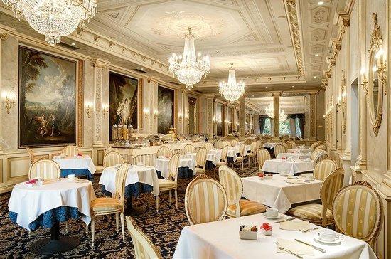 Palace Hotel: Magna breakfast room