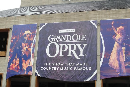 The Grand Ole Opry: What country is all about!