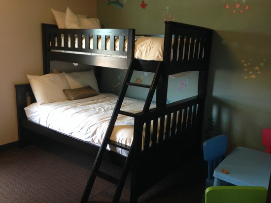 Inn at Nye Beach : Bunk beds
