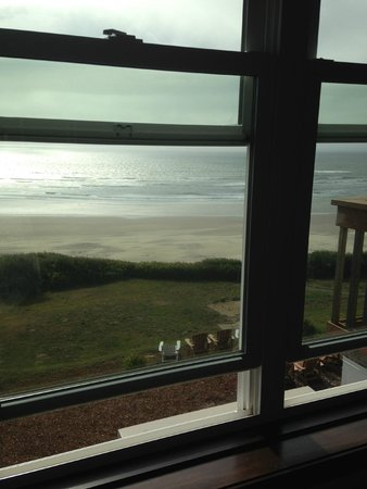 Inn at Nye Beach: Ocean view room