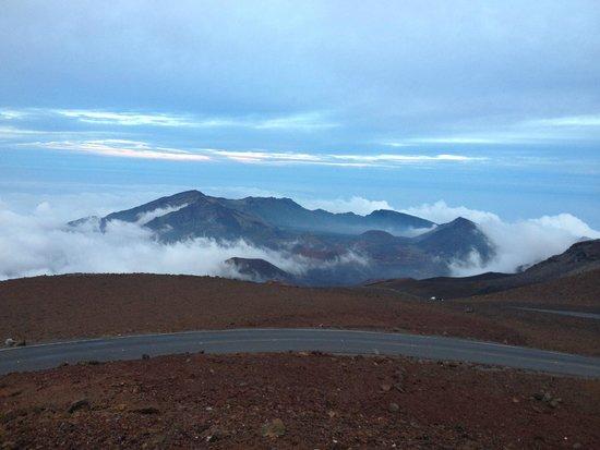 Haleakala Crater: Crater