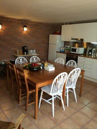 Antonio's House: Breakfast