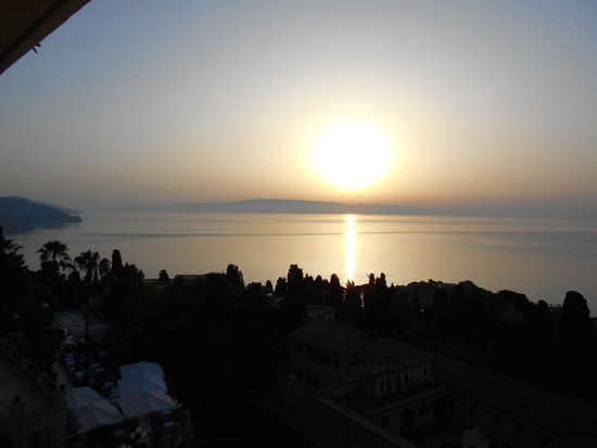 Hotel Ariston : sunrise