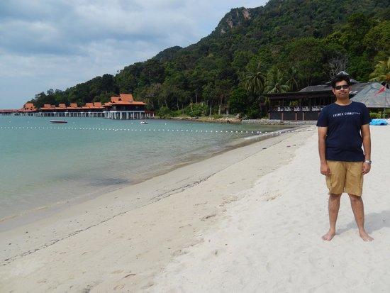 Berjaya Langkawi Resort - Malaysia : beautiful private beach