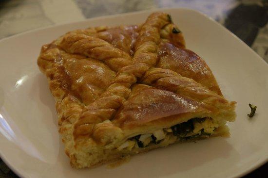 La Baguette: Pie