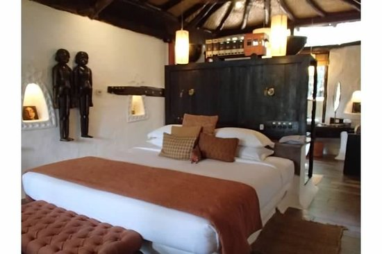 Mahua Kothi: The very comfortable bed