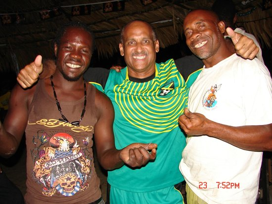 Floyd's Pelican Bar: Candy, Myself and Floyd-- Big Up My Bredrens