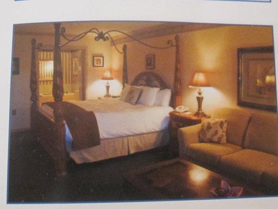 Bavarian Inn: My room