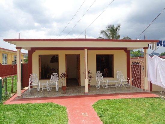 Villa Jorge y Ana Luisa: the house