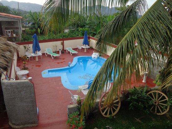 Villa Jorge y Ana Luisa: the pool