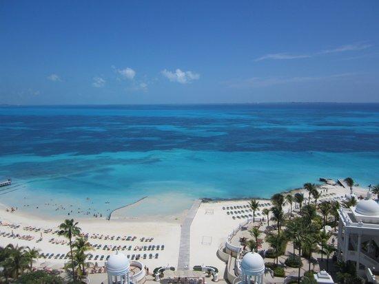 Hotel Riu Palace Las Americas: Amazing view