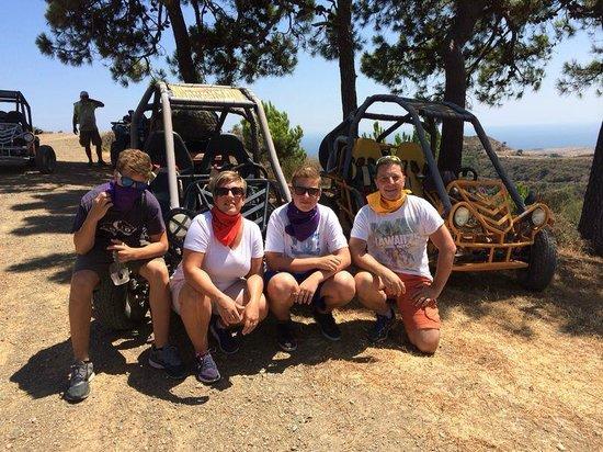 Marbella Buggys: Buggy-Fahrt in Estepona