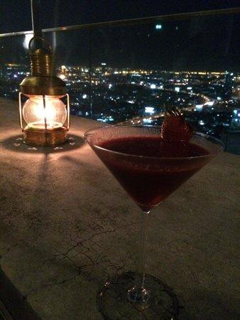 lebua at State Tower : Distil bar