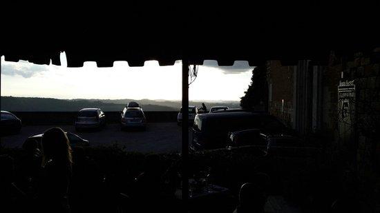E Lucevan le Stelle: View